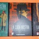 Cómics: LA COSA NOSTRA. Nº 1, 3 Y 4. CHAUVEL & LE SAEC. TRES TOMOS. MUY BUEN ESTADO. Nº 2 DE REGALO.. Lote 113189331