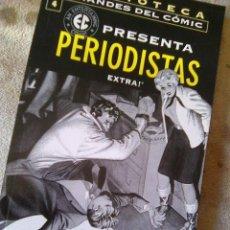 Cómics: BIBLIOTECA GRANDES DEL CÓMIC . EC PRESENTA... PERIODISTAS - 1955 - (PLANETA, 2005) - ESCASO. Lote 113229727