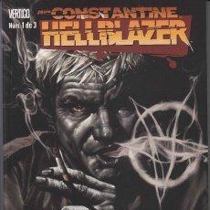 Comics - COMPLETA - JOHN CONSTANTINE: HELLBLAZER de ANDY DIGGLE - TOMOS # 1 a 3 (Planeta DeAgostini,2009) - 113312263