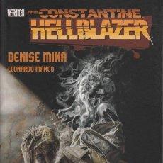 Cómics: JOHN CONSTANTINE: HELLBLAZER DE DENISE MINA - TOMO UNICO (PLANETA DEAGOSTINI,2009) - LEONARDO MANCO. Lote 113312383