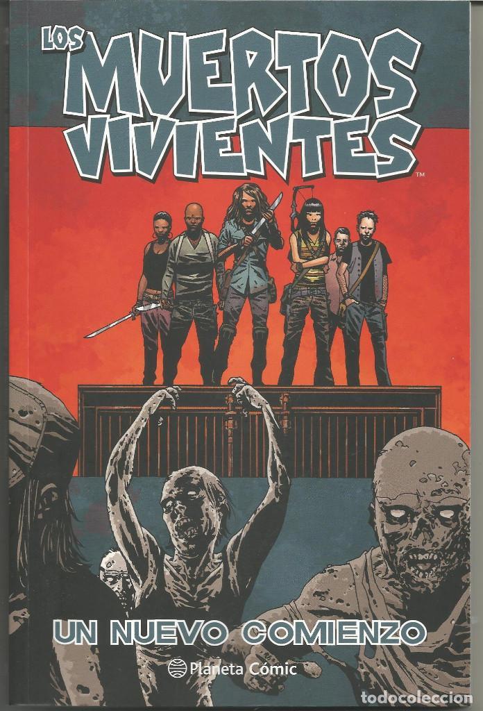LOS MUERTOS VIVIENTES Nº 22 PLANETA DEAGOSTINI (Tebeos y Comics - Planeta)