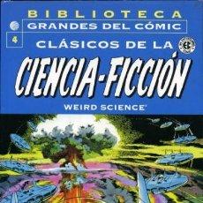 Cómics: BIBLIOTECA GRANDES DEL COMIC CLASICOS DE LA CIENCIA FICCION Nº 4 - PLANETA - IMPECABLE - C03. Lote 113566115