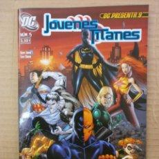 Cómics: DC PRESENTA Nº 9: JÓVENES TITANES Nº 5. Lote 113650819