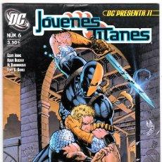 Cómics: JÓVENES TITANES Nº 6. Lote 113738695