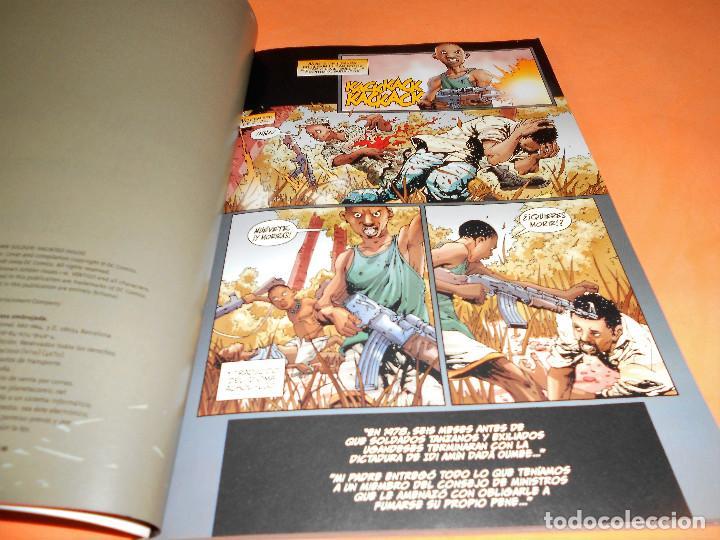 Cómics: EL SOLDADO DESCONOCIDO. JOSHUA DYSART. CUATRO TOMOS IMPECABLES. MAS REGALO DE LA OBRA DE GARTH ENNIS - Foto 5 - 113794991