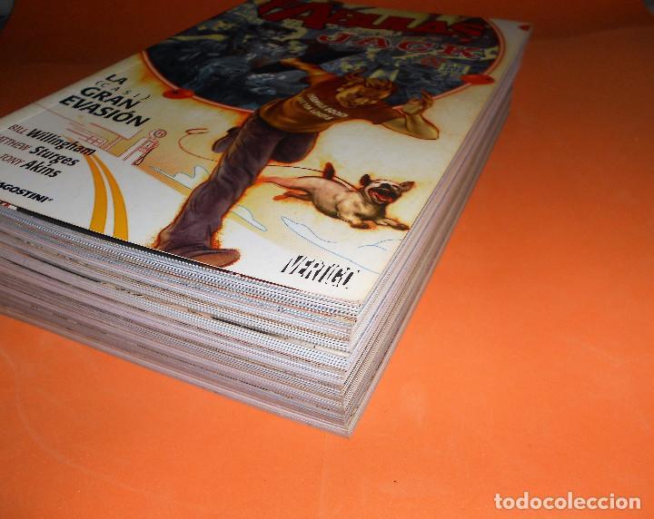 Cómics: FABULAS PRESENTA : JACK ¡ COMPLETA 9 TOMOS ! BILL WILLINGHAM / VERTIGO PLANETA. IMPECABLES. - Foto 3 - 113923579