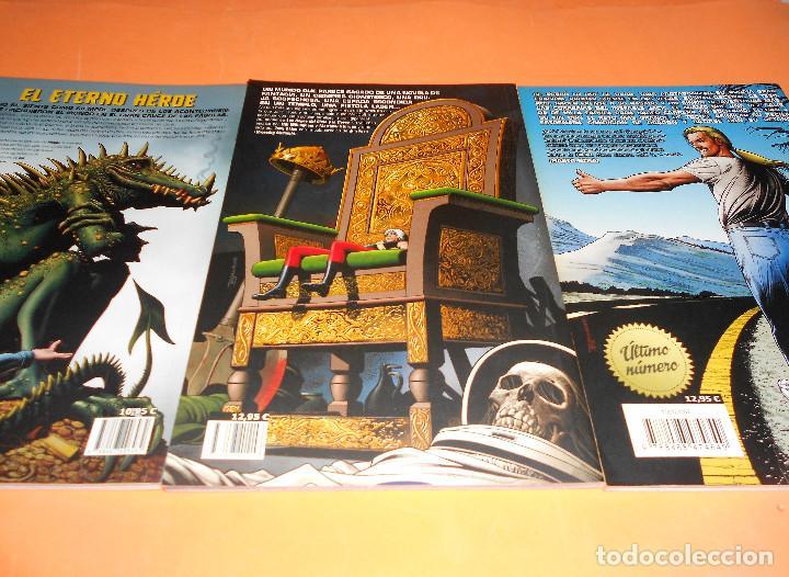 Cómics: FABULAS PRESENTA : JACK ¡ COMPLETA 9 TOMOS ! BILL WILLINGHAM / VERTIGO PLANETA. IMPECABLES. - Foto 4 - 113923579