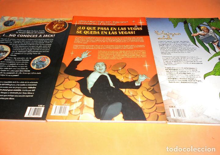 Cómics: FABULAS PRESENTA : JACK ¡ COMPLETA 9 TOMOS ! BILL WILLINGHAM / VERTIGO PLANETA. IMPECABLES. - Foto 6 - 113923579