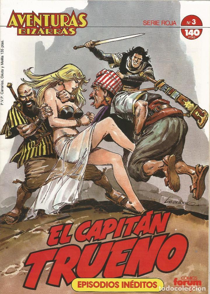 EL CAPITAN TRUENO.AVENTURAS BIZARRAS Nº 3 PLANETA DEAGOSTINI (Tebeos y Comics - Planeta)