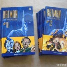 Cómics: BATMAN - LA SAGA DE RA'S AL GHUL 1 A 12 COMPLETA - PLANETA - PERFECTO ESTADO - JMV. Lote 114268755