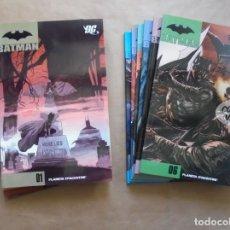 Cómics: BATMAN - 1 A 10 ( DE 12 ) - CASI COMPLETA - RÚSTICA - PLANETA - PERFECTO ESTADO - JMV. Lote 114268999