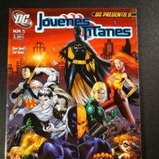 Cómics: ORIGINAL DC PRESENTA 9 JOVENES TITANES Nº 5, PLANETA DE AGOSTINI. Lote 114330275