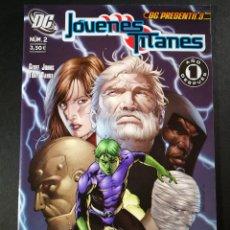 Cómics: ORIGINAL DC PRESENTA 3 JOVENES TITANES Nº 2, PLANETA DE AGOSTINI. Lote 114330387