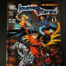 Cómics: ORIGINAL DC PRESENTA 1 JOVENES TITANES Nº 1, PLANETA DE AGOSTINI. Lote 114330487