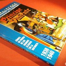 Cómics: PRINCIPE VALIENTE 2 EXCELENTE ESTADO BIBLIOTECA GRANDES DEL COMIC HAROLD FOSTER PLANETA. Lote 114428078