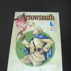 Cómics: ARROWSMITH - ECC - KURT BUSIEK - CARLOS PACHECO - TAPA DURA. Lote 114874047
