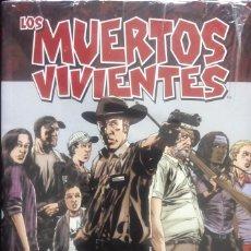 Cómics: LOS MUERTOS VIVIENTES Nº 1 : GUÍA DE SUPERVIVENCIA DE ROBERT KIRMAN & TIM DANIEL & CHARLIE ADLARD. Lote 114971511