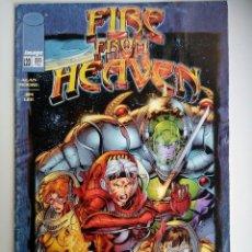 Comics : COMIC. FIRE FROM HEAVEN 19 . JIM LEE. JUNIO 1997. Lote 115102359