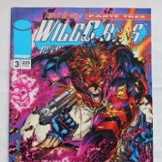 Cómics: WILDC.A.T.S - Nº 3- PARTE 3ª MARZO 1995. Lote 115189331