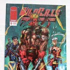 Cómics: WILDC.A.T.S - Nº 9- SEPTIEMBRE 1995. Lote 115189511