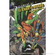 Cómics: CLASICOS DC EL CUARTO MUNDO DE JOHN BYRNE 2. Lote 115279543