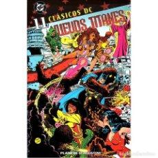 Cómics: CLASICOS DC NUEVOS TITANES 11. Lote 115280247
