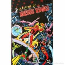 Cómics: CLASICOS DC NUEVOS TITANES 2. Lote 115280451