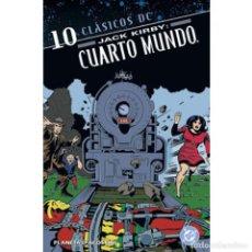 Cómics: CLASICOS DC JACK KIRBY CUARTO MUNDO 10. Lote 115281683