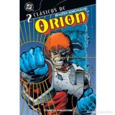 Cómics: CLASICOS DC WALTER SIMONSON ORION 2. Lote 115281871