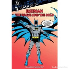 Cómics: CLASICOS DC BATMAN THE BRAVE AND THE BOLD 3. Lote 115282651