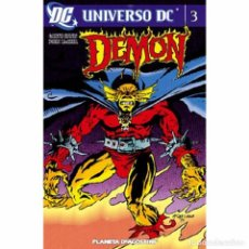 Cómics: UNIVERSO DC DEMON 3. Lote 115284079