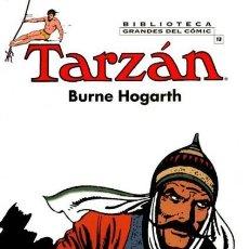 Cómics: BIBLIOTECA GRANDES DEL COMIC TARZAN BURNE HOGARTH Nº 13 - PLANETA - CARTONE - IMPECABLE - C08. Lote 115284727