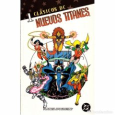 Cómics: CLASICOS DC NUEVOS TITANES 1. Lote 115285379