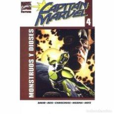 Cómics: CAPITAN MARVEL 4 . Lote 115289535