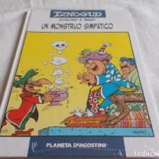 Cómics: IZNOGUD Nº 26 UN MONSTRUO SIMPÁTICO . Lote 115296587