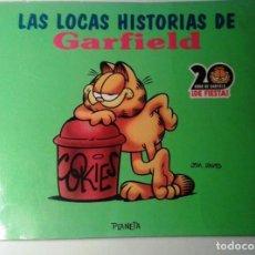Cómics: LAS LOCAS HISTORIAS DE GARFIELD - JIM DAVIS. Lote 115409147