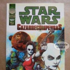Fumetti: STAR WARS - CAZARRECOMPENSAS - NÚMERO ÚNICO - PLANETA - PERFECTO ESTADO. Lote 242269405