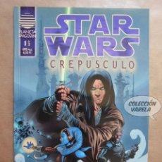 Fumetti: STAR WARS - CREPÚSCULO 1 ( DE 2 ) - PLANETA - PERFECTO ESTADO. Lote 116113231
