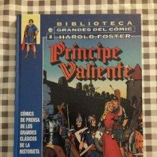 Cómics: PRINCIPE VALIENTE, TOMO 8, 1949-1951. BIBLIOTECA GRANDES DEL COMIC, HAROLD FOSTER. Lote 116652187