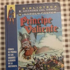 Cómics: PRINCIPE VALIENTE, TOMO 16, 1963-1965. BIBLIOTECA GRANDES DEL COMIC, HAROLD FOSTER. Lote 116652283