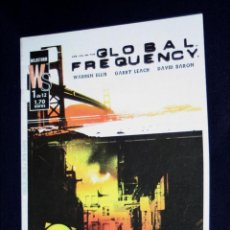 Comics : GLOBAL FREQUENCY Nº 1 DE 12. (COMIC EN LIQUIDACIÓN). Lote 116952503