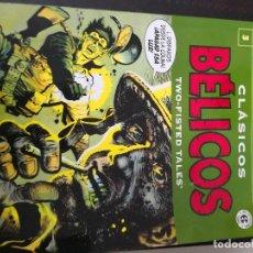 Cómics: BIBLIOTECA GRANDES DEL CÓMIC: CLÁSICOS BÉLICOS 3, EDITADO POR PLANETA DEAGOSTINI EN 2004. Lote 133078562