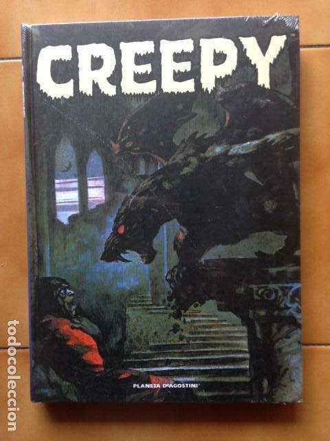 CREEPY INTEGRAL VOLUMEN 2 PLANETA DE AGOSTINI 2009 NUEVO PRECINTADO (Tebeos y Comics - Planeta)
