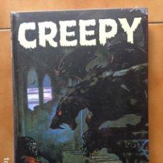 Cómics: CREEPY INTEGRAL VOLUMEN 2 PLANETA DE AGOSTINI 2009 NUEVO PRECINTADO. Lote 117584639