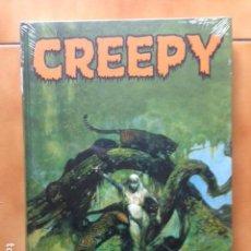 Cómics: CREEPY INTEGRAL VOLUMEN 4 PLANETA DE AGOSTINI 2009 NUEVO PRECINTADO. Lote 117584671