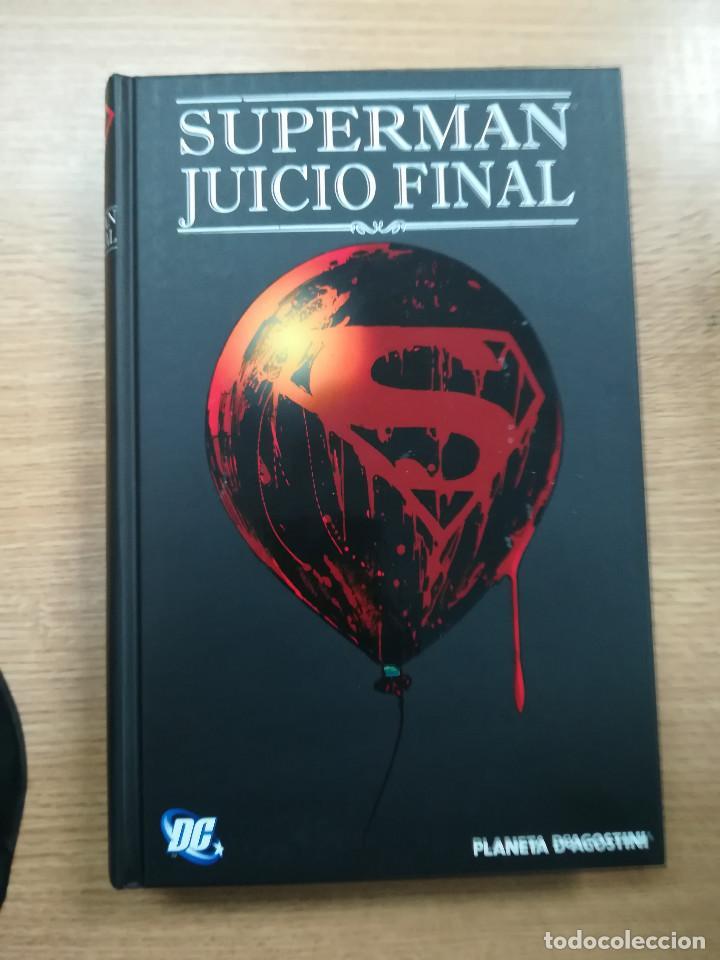 SUPERMAN JUICIO FINAL (Tebeos y Comics - Planeta)