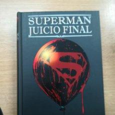 Cómics: SUPERMAN JUICIO FINAL. Lote 118108171