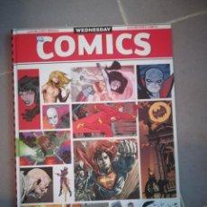 Cómics: WEDNESDAY COMICS. Lote 118111503