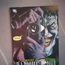 Cómics: BATMAN LA BROMA ASESINA EDICION ABSOLUTE. Lote 118111663