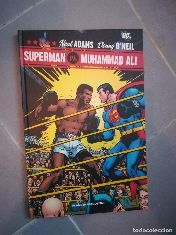 SUPERMAN MUHAMMAD ALI ABSOLUTE (Tebeos y Comics - Planeta)